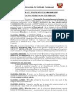 Contrato Nº 380-2018 (Ruffer Ramirez Rios - Serenazgo) Abril