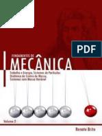 Fundamentos Da Mecanica Renato Brito Vol. 2