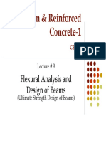 9-Prof. Zahid Ahmad Siddiqi Lec-9-Flexural Analysis and Design of Beamns