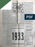 Mihail Polihroniade - Prima mea arestare - 1 ian. 1938