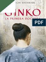 Ginko. La Primera Doctora - Jun'Ichi Watanabe