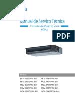 03 V4+ 60Hz A5 Type Concealed Duct TSM_Português