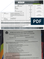 KPK PMS 2018  In-service Papers