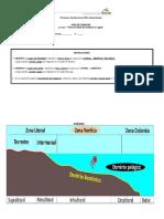Guía Ciencias 5 Flora y Fauna Lagos Océanos