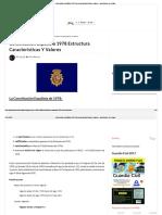 Constitución española 1978 estructura caracteristicas y valores - oposiciones del estado.pdf