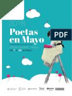 Poetas en Mayo - Festival Internacional de Poesía en Vitoria- Gasteiz