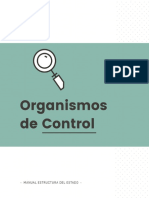 Estructura del Estado Colombiano - Organismos Control