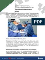 Cirugía Segura
