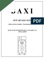 Manual New Arcadia Olis