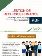 GESTION DE TALENTO HUMANO