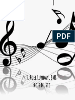 Give Me Jesus Music Notation