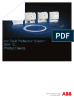 Arc Fault Protection System Abb