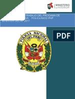 Plan de Actividades Farmacovigilancia 2017