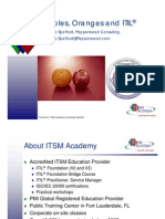 Apples Oranges and Itil3134