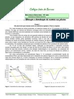 FT2 Revisões Exercicios Experiencias Obtenção Distribuição Da Matéria Plantas