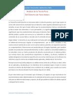 Análisis de La Teoría Del Derecho Pura de Kelsen