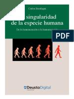 Beorlegui - La singularidad de la especie humana.pdf