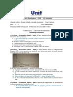 2a UP - GF II - - M.E - 02052018