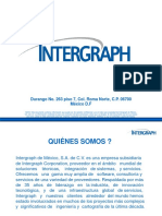 Training Intergraph