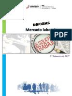 Mercado de Trabajo 3 Trimestre