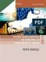 Dados Socioeconômicos Dos Municípios Do RJ