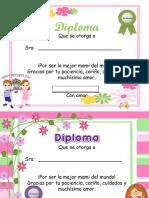 Diplomas Mamas 1