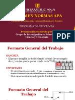 Psicología - Normas Apa (1)