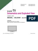 32LD350 Schematics