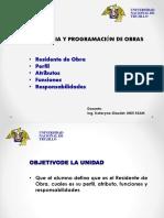 Unidad 2_clase 2_residente de Obra PDF