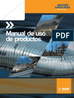 BASF Manual Productos Sistemas Construccion