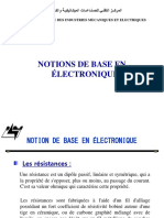 Notion de Base en Électronique