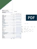 Profit and Loss Statement 1 eBooks