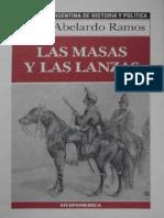 Jorge Abelardo Ramos - Las masas y las lanzas.pdf
