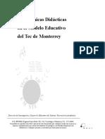 Tecnicas Didactica- Monterrey