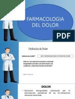 Farmacologia Del Dolor 2018
