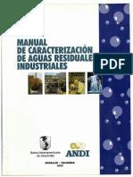 Manual de Caracterizacion de Aguas Residuales Industriales (1)
