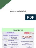 Neutropenia Febril (1)