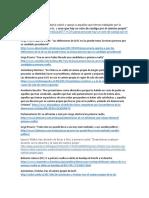 Declaraciones Pdc Camino Propio