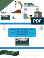 Presentación1 Reglamento Aguas Subterráneaspptx