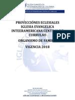 Proyecciones 2018 Organismos Familia (2)