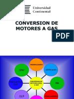 Mci Conversion a Gas