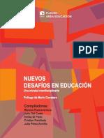 FLACSO Nuevos Desafios en Educacion 2018 1