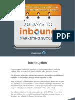 30 days to inbound marketing success.pdf