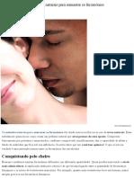 Métodos Naturais Para Aumentar Os Feromônios - VIX