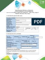 Guía de actividades y rúbrica de evaluación - Tarea 4 - Caso de estudio.docx