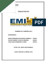 Proyecto SRL Legal