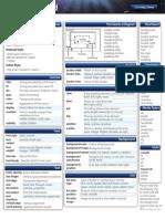 CSS Help Sheet 02