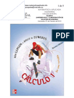 Taller 01 Calculo Integral Ingenieria 2015 1