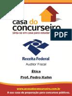 Apostila Rf 2015 Auditorfiscal Etica Pedrokuhn
