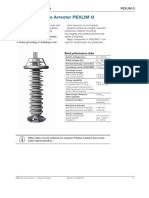 Surge Arrester Buyers Guide Edition 6 - Section PEXLIM Q